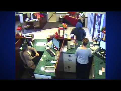 Bank Robbery Suspect - Prosperity Bank 2703 N. Grandview - December 8, 2016