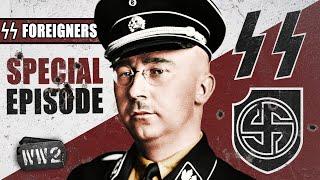 ϟϟ  Foreign Fighters Part 1 - The Non-German Germanics Fighting for Hitler - WW2 Special