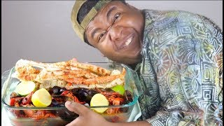 ULTIMATE Seafood Boil : My  !ssue W/The Prince Family.. & Yuh Favs