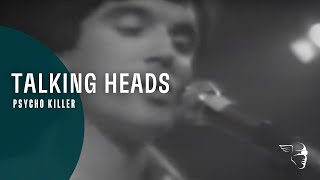 """Talking Heads - Psycho Killer (acoustic) [1975] (from """"Chronology"""")"""