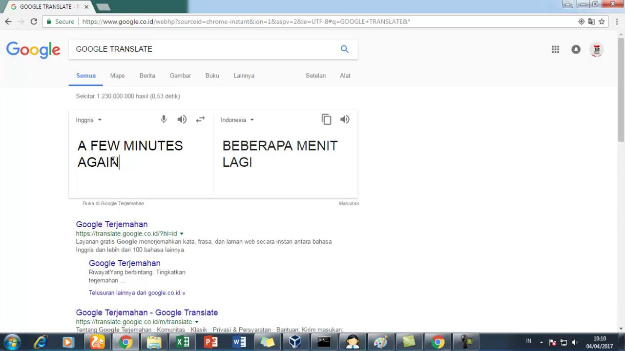 Cara menggunakan google translate di google chrome youtube cara menggunakan google translate di google chrome stopboris Image collections
