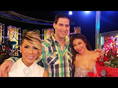 Gandang Gabi Vice (un-edited exclusive) Vice Ganda, Ruffa Mae Quinto, & Travis Kraft