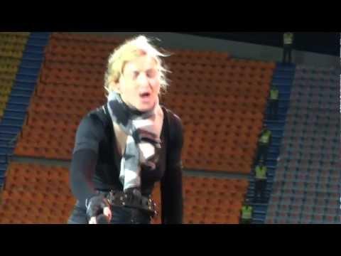 Madonna  Like a Prayer  Rehearsal, Medellin 29112012