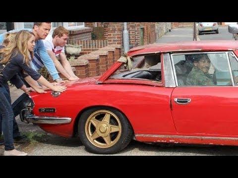 I maghi del garage - Una Triumph da salvare