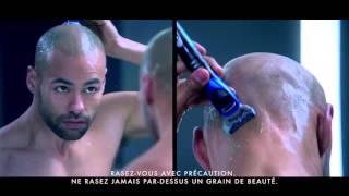 Conseils de style corps de Gillette Comment faire raser la tête