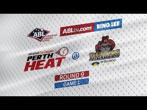 REPLAY: Perth Heat @ Brisbane Bandits, R9/G1
