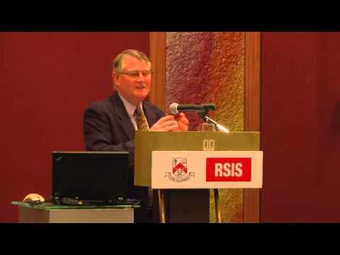 RSIS Distinguished Public Lecture by Professor Andrew Hurrell