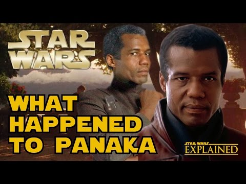 What Happened to Captain Panaka After the Phantom Menace  Star Wars Explained