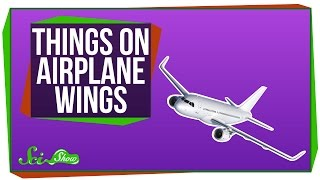 What are Those Things on Airplanes' Wings?