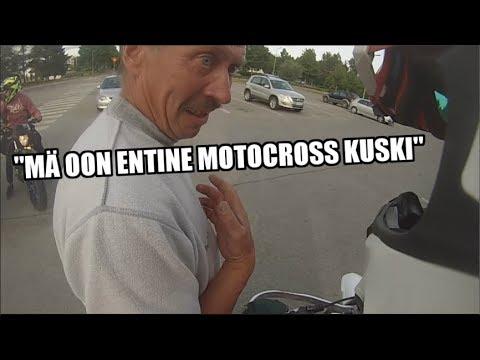 Sekopäinen pappa kertoo motocross urastaan (500subs)