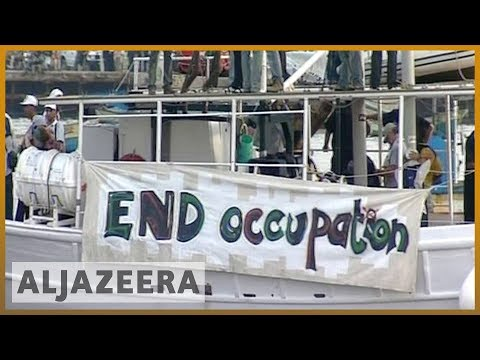 🇮🇱 🇵🇸 Israel intercepts aid boat bound for besieged Gaza Strip  | Al Jazeera English