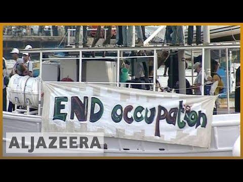 🇮🇱 🇵🇸 Israel Intercepts Aid Boat Bound For Besieged Gaza Strip  | Al Jazeera English