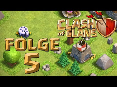 Let's Play CLASH OF CLANS ☆ Folge 5