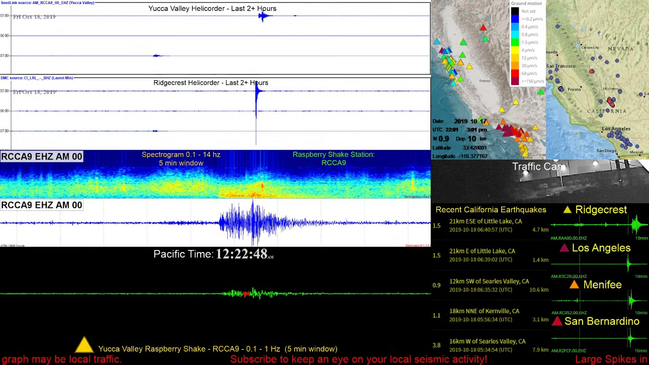 Magnitude-3.5 Earthquake in Willowbrook Area Shakes SoCal