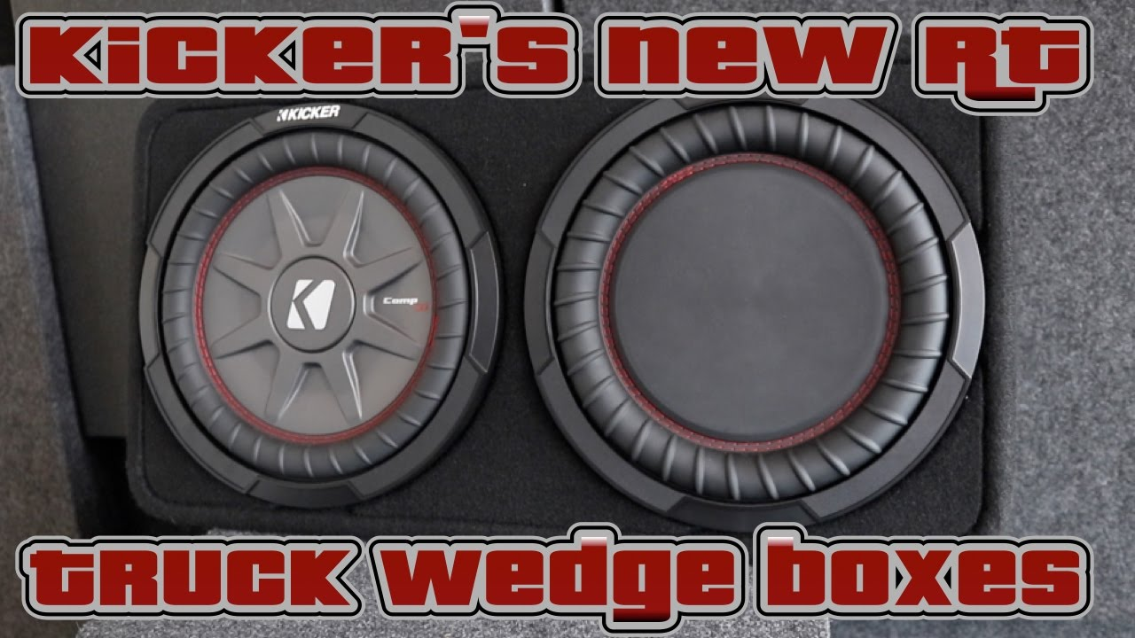 Kicker 47KBRW10 Car Audio Tuned Passive 10 Radiator for Sub Box Enclosure New