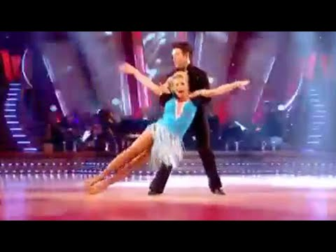 Letitia and Darren's Jive  Strictly Come Dancing  BBC
