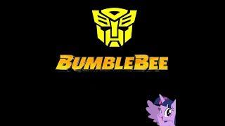 Ponies watch Bumblebee Trailer