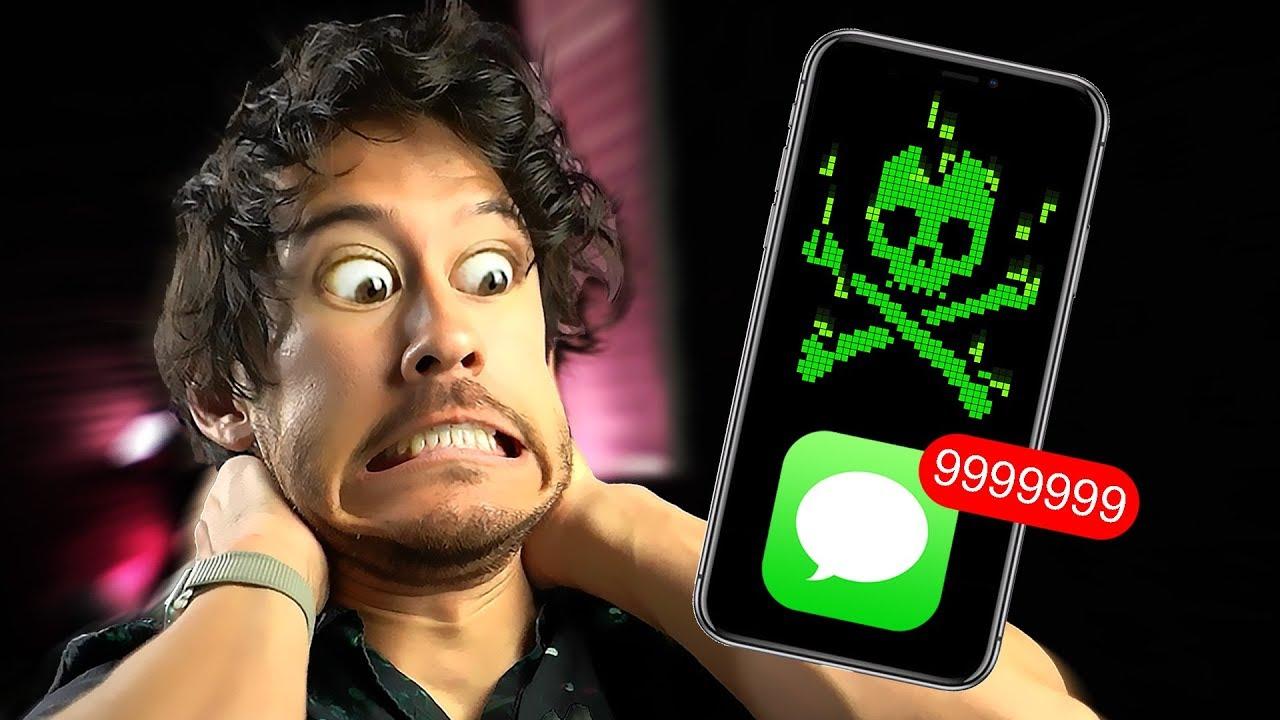 I LEAK MY PHONE NUMBER...