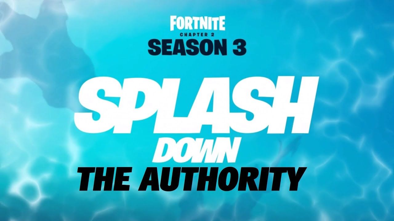Download Fortnite Chapter 2 Season 3 The Authority