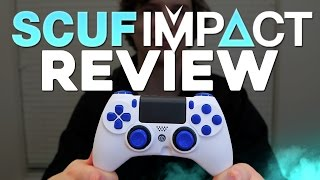Scuf Impact: Xbox Controller for PS4! (Review & Unboxing)