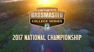 2017 College BassMaster National Championship (Fishing Tournament)