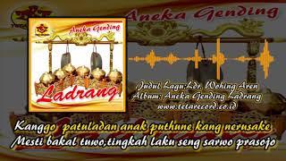 Gambar cover Aneka Gending Ladrang-Ldr Wohing Aren