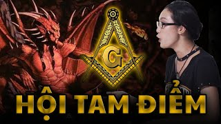 Sự thật hội kín Tam Điểm : Mạnh hơn cả illuminati, điều khiển cả thế giới trong bóng tối !
