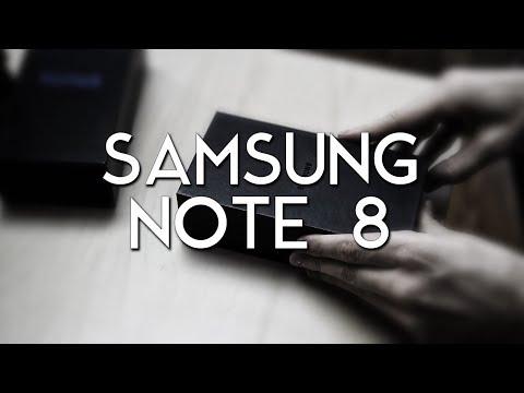 JE DÉBALLE UN SMARTPHONE À 950€ - Samsung Galaxy Note 8 [Review]