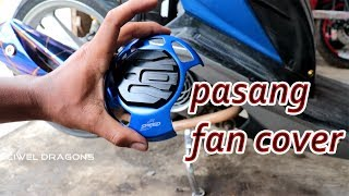 Pasang Fan Cover Beat Biar MBOISS