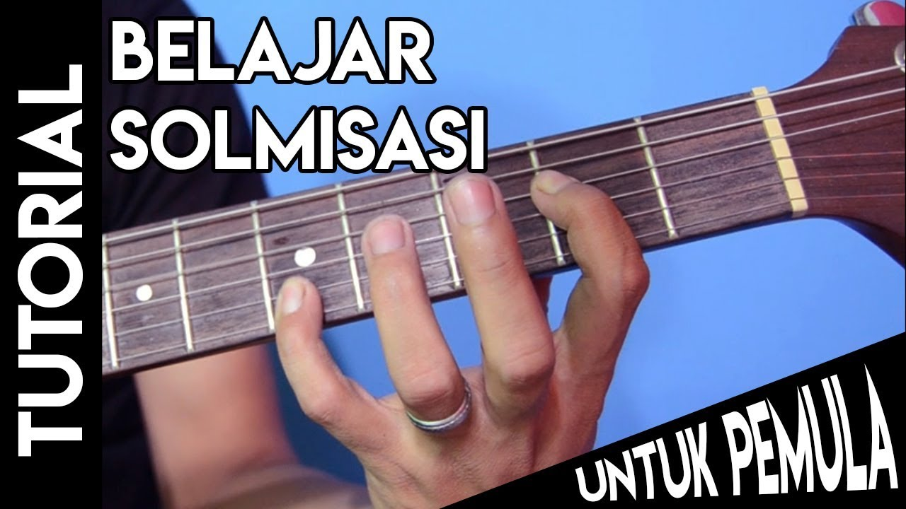 Belajar Gitar Doremi Solmisasi Chords Chordify