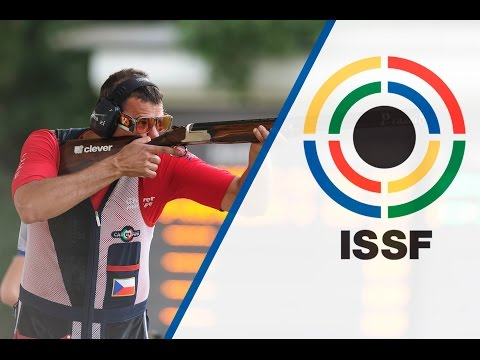 Finals Trap Men - ISSF Shotgun World Cup 2015, Al Ain (UAE)