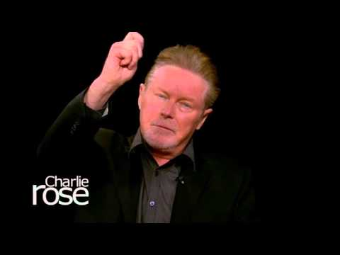 Don Henley: Please Stop Texting at Eagles Concerts (Sept. 22, 2015) | Charlie Rose