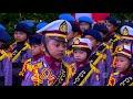 Indonesia 73   Kecenya Para Polisi Cilik Baris berbaris