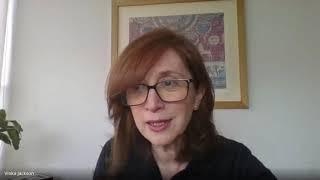 Vinka Jackson, Psicóloga y Escritora