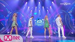 [KARD - Hola Hola] KPOP TV Show | M COUNTDOWN 170727 EP.534