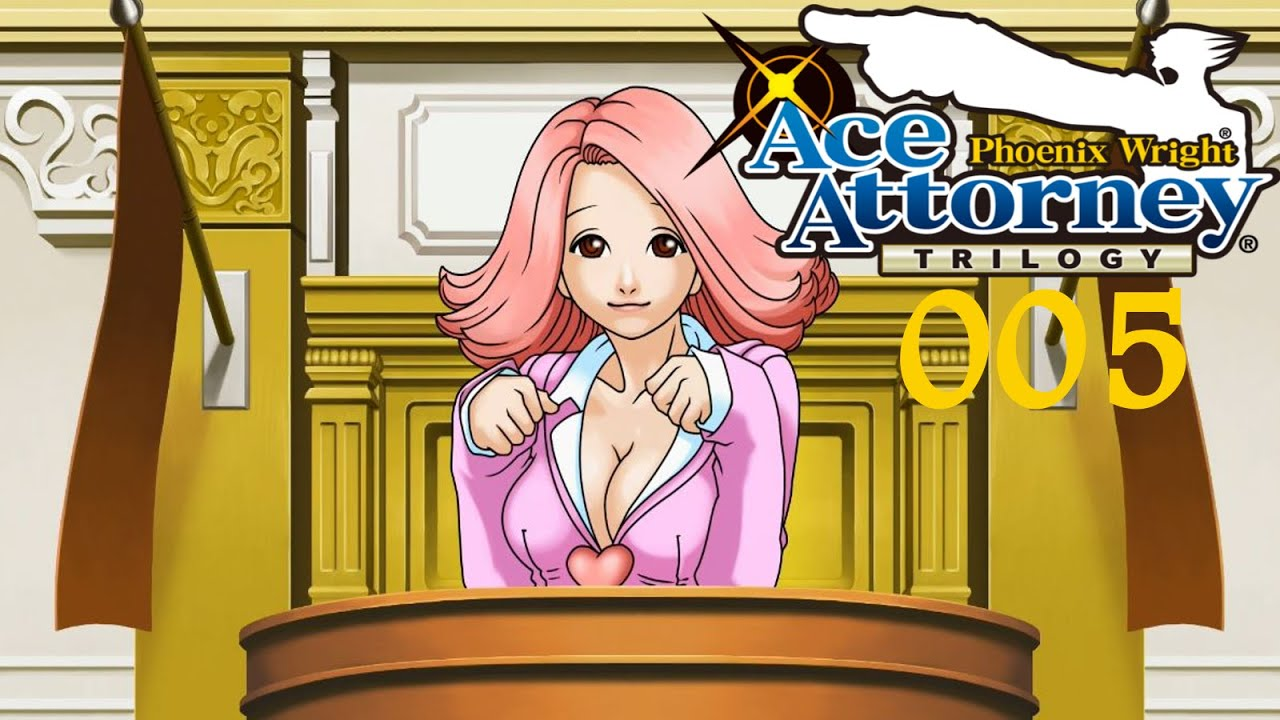 April May (Phoenix Wright: Ace Attorney) by Toastersix