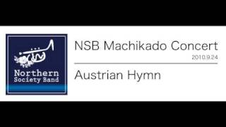 Austrian Hymn - Northern Society Band