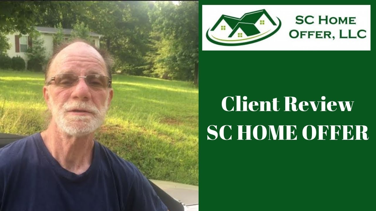 SC Home Offer Review | 864-506-8100 | Greenville SC
