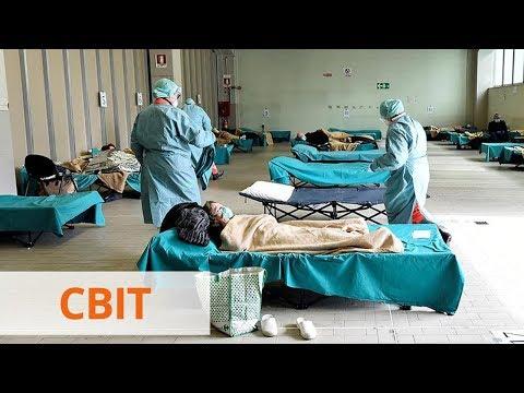 Более 750 тыс. человек в мире заболели коронавирусом. Умерли - 36 тыс.