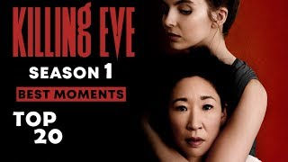 Killing Eve | Top 20 Best Moments | Season 1