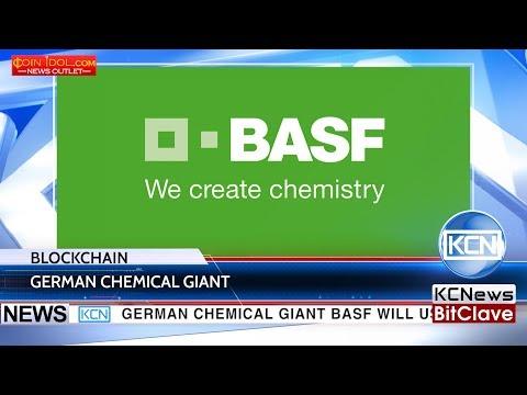 KCN German chemical company applies blockchain