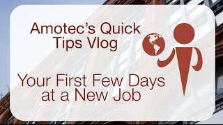 New Hire Quick Tips