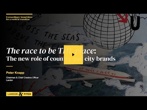 Extraordinary Webinar -The race to be THE place: The new role of country and city brands