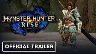 Monster Hunter Rise - Official Monju DLC Voice Trailer