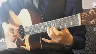 Devilman no Uta - Devilman Crybaby OST (Fingerstyle Guitar)