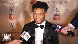 Kyler Murray on Decision to Pick NFL over MLB, Height Criticism, NFL Combine & Kliff Kingsbury