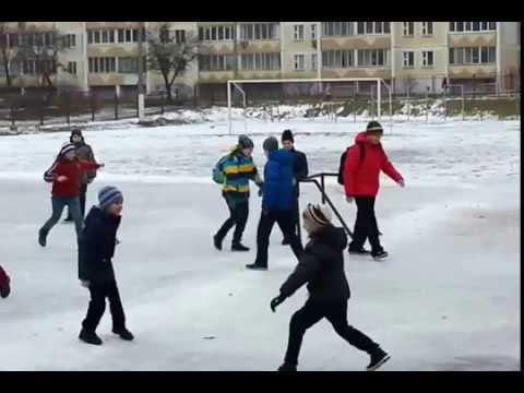 Зимние забавы детей - 2. Детские игры зимой. vk.com/unostmk