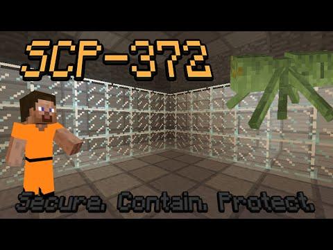 SCP-372 Contaiment Breach Minecraft - YouTube