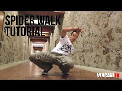 How to Breakdance | Spider Walk | Intermediate Breaking Tutorial