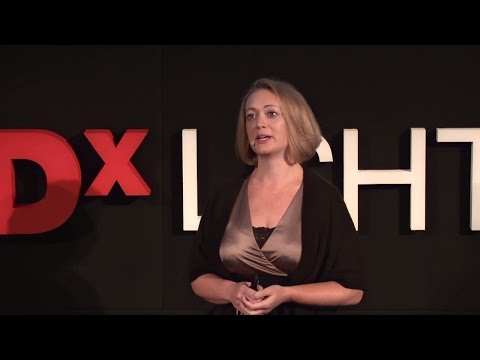 The Science of Flirting: Being a H.O.T. A.P.E. | Jean Smith | TEDxLSHTM